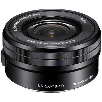 Rent Sony E 16-50mm PZ Zoom Lens T3.5