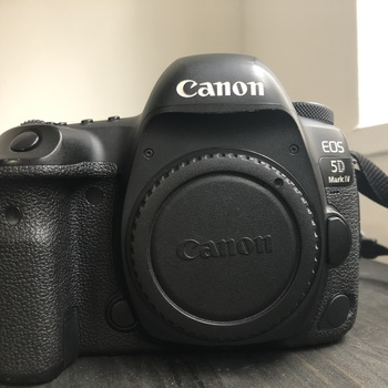 Rent Canon 5D Mark IV w/ C-LOG +  canon 24-105 f/4 IS Lens + Small Camera Bag