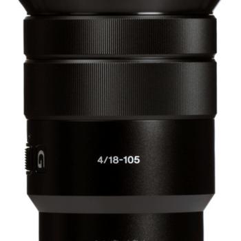 Rent Sony E PZ 18-105mm f/4 G OSS