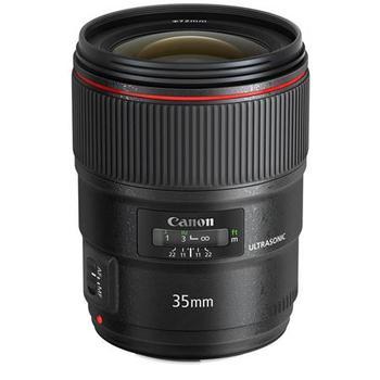 Rent Canon EF 35mm f/1.4L II USM AutoFocus Wide Angle Lens