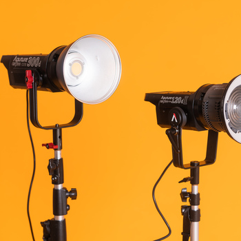 Rent Full Indie light set: Aputure LS C120DII and 300D and accessories