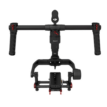 Rent Ronin M with thumb controller, monitor clamp, stabilizer vest and adapter optional