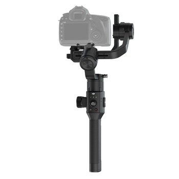 Rent Ronin S with side handpost for monitor, 2 ft  CF extension rod, follow focus, cold shoe top brace, and cheeseplate