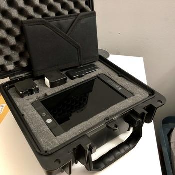 Rent SmallHD 702 Lite - New w/ Hard Case & Batts