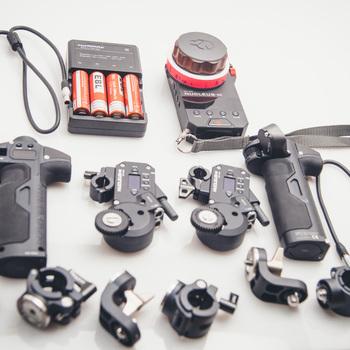 Rent Tilta Nucleus M Wireless Follow Focus Kit - Focus / Iris