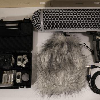 Rent Zoom H6 Set+Audio-Technica Shotgun