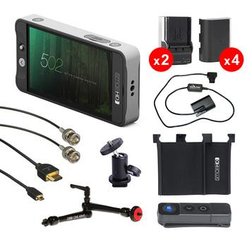 """Rent SmallHD 502 Monitor (5"""", SDI / HDMI)"""