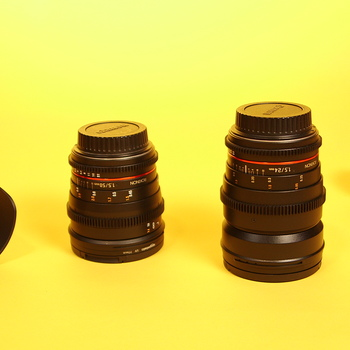 Rent 24 mm Cine lens 1.5
