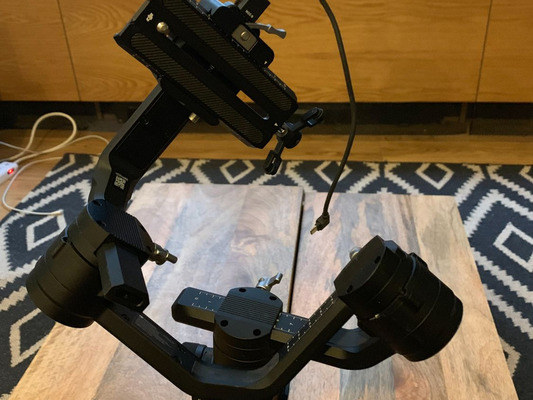 Dji ronin s gimbal  stabilizer 09335358