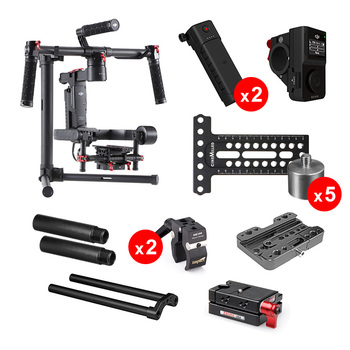 Rent DJI Ronin M - Pro Dovetail Kit