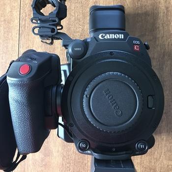 Rent Canon C200 (4k) EF - KIT w/ Lens