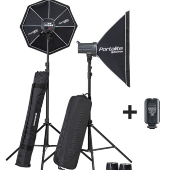 Rent Elinchrom D-Lite RX 4/4 Softbox To Go Kit
