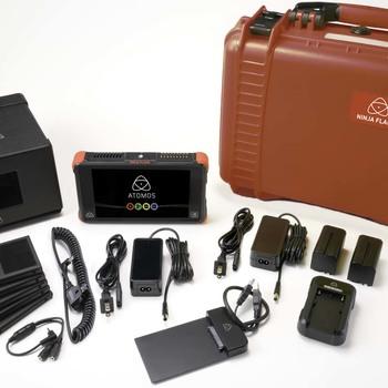Rent Atomos Ninja Flame Recorder & Accessory Kit