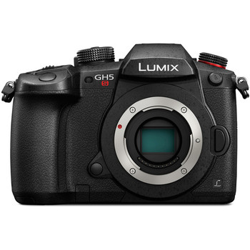 Rent Panasonic GH5s Body, Media Cards, Batteries and XLR Mic Adapter