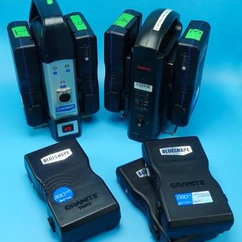 Rent Blueshape V-Mount Battery Package