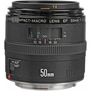 Rent Canon EF 50mm f/2.5 Compact Macro