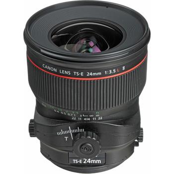 Rent TS-E 24mm f/3.5L II  Tilt/Shift