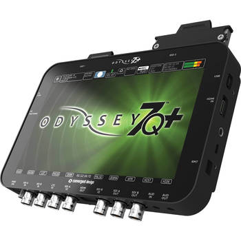 Rent Odyssey 7Q+ RAW Package w/ Batteries, 1TB Media, Arm