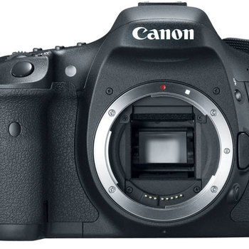 Rent Canon EOS 7D - Body with cards, batteries, and charger