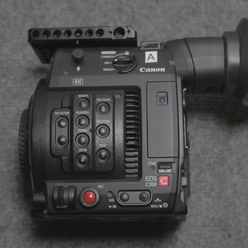 Rent Canon C200 Two Camera Kit