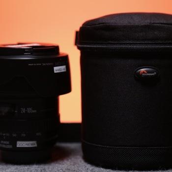 Rent Canon EF 24-105mm f/4 L IS USM Version 1
