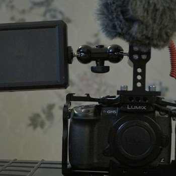 Rent Panasonic GH5 and Essentials