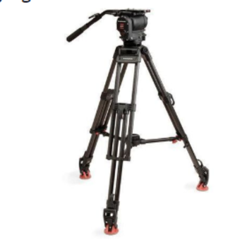 Rent O'Connor 1030B Tripod with 25L Legs Carrying Case