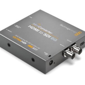 Rent Blackmagic Design HDMI to SDI-4K