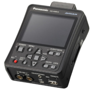 Rent Panasonic HMR10 AVCHD Recorder