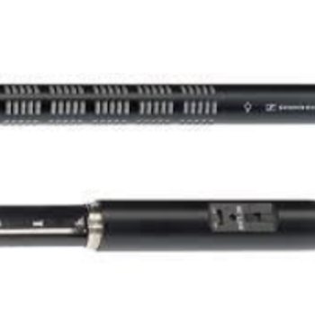 Rent Sennheiser ME66/K6 Super-Cardioid Mic Capsule with K6 Kit
