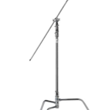 """Rent KUPO 40"""" C-Stand with Arm and Gobo Head"""