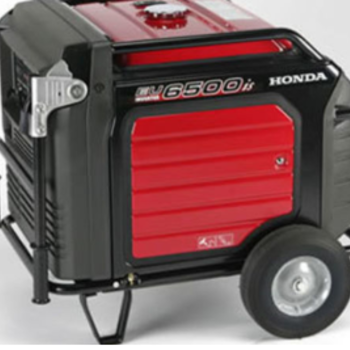 Rent Honda 6500EI-is Generator