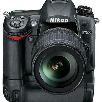 Rent Nikon D7000 DSLR Body with Battery Grip