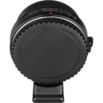 Rent Vello Canon EF Lens to Sony E Accelerator AF Lens Adaptor