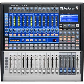 Rent PreSonus StudioLive 16.0.2 Mixer & Wireless Mic Package