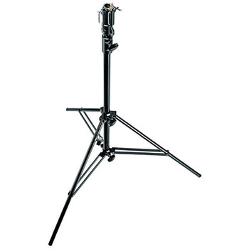 Rent Manfrotto Black Cine Stand - 7' with Wheels