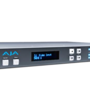 Rent AJA FS-1 Up/Down/Cross Converter Frame Synchronizer