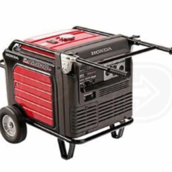 Rent Honda 6500EI-is Generator