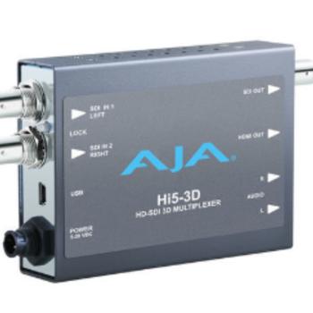 Rent AJA Hi5-3D