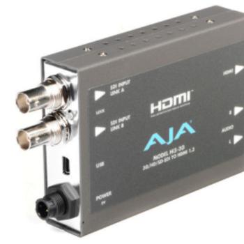 Rent AJA Hi5-3G
