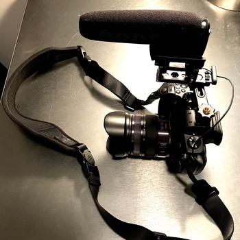 Rent Panasonic GH5 run and gun kit