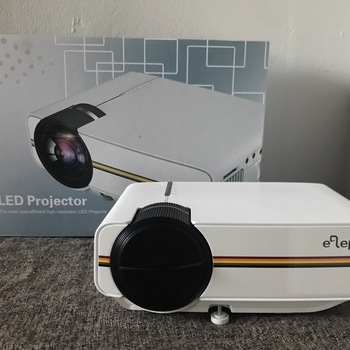 Rent Elephas LED Projector