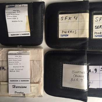 Rent Package of SIX  FX Filters- Series 9 (72mm)
