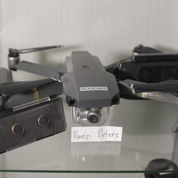 Rent DJI Mavic Pro - STILL A RELEVANT CONTENDER TO THE AIR!