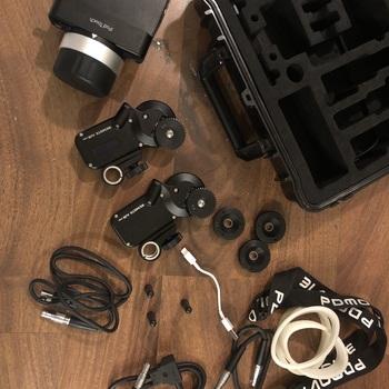 Rent PDMOVIE wireless Follow focus 2 Motors