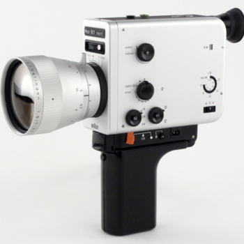 Rent Nizo Braun 801 Super 8mm Camera