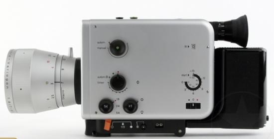 Rent A Nizo Braun 801 Super 8mm Camera In Brooklyn | KitSplit