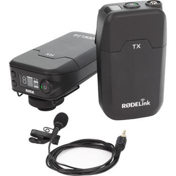 Rent Rode Wireless Filmmaker Lav Kit