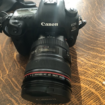 Rent Canon 5D Mark IV - Body Kit