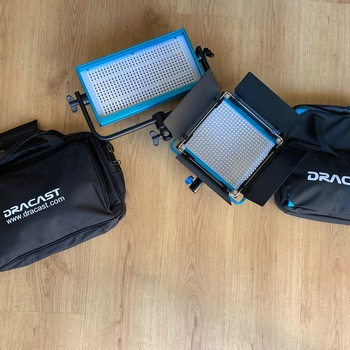 Rent Dracast Daylight Pro LED500 and S-Series 500 BiColor (2 Light Set)